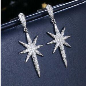 New 925 Sterling silver earrings